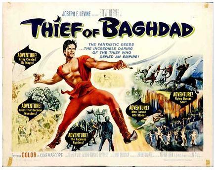 巴格達大盜 (Il Ladro di Bagdad)