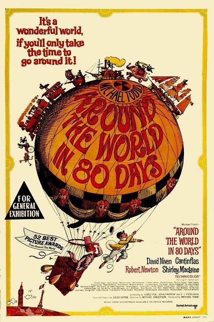 環遊世界八十天 (Around the World in 80 Days)