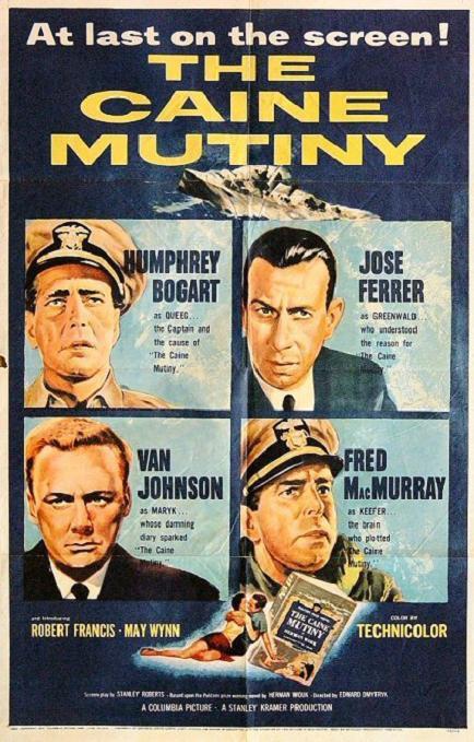 凱恩艦事變 (The Caine Mutiny)