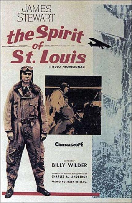 壯志凌雲 (The Spirit of St. Louis)