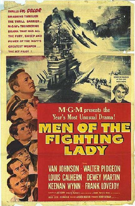 航艦戰鬥夫人號 (Men of the Fighting Lady)