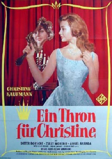 克莉絲汀殿下(A Throne for Christine)