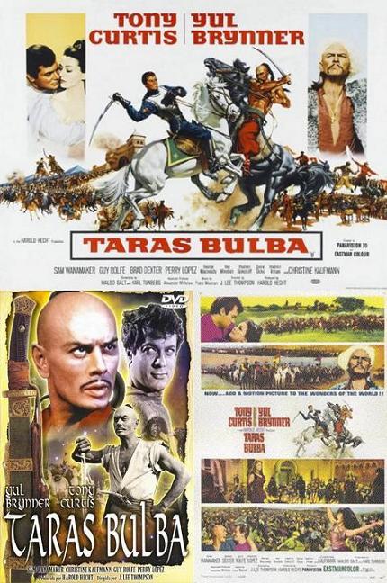 戰國群雄(Taras Bulba)