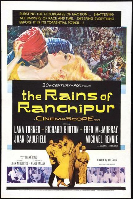 暴雨情天 (The Rains of Ranchipur)