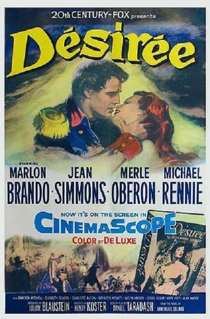 拿破崙情史 (Désirée)