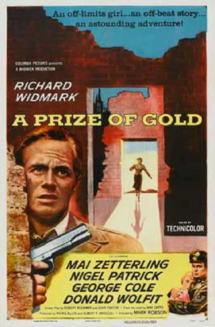 血洒金磚 (A Prize of Gold)