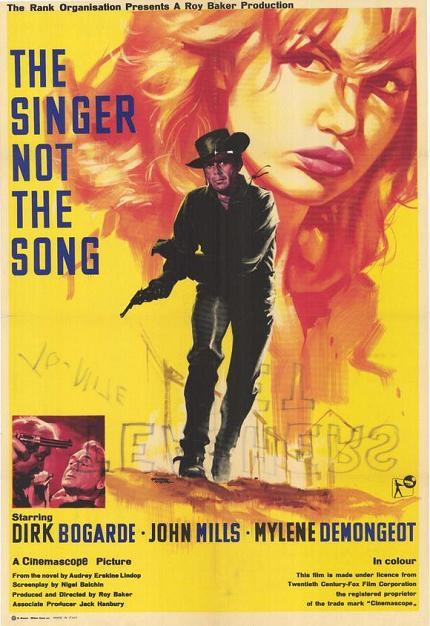 昆城血淚(The Singer Not the Song)