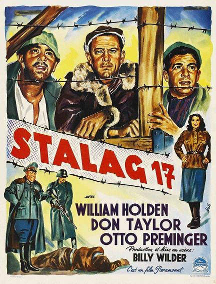 戰地軍魂 (Stalag 17)