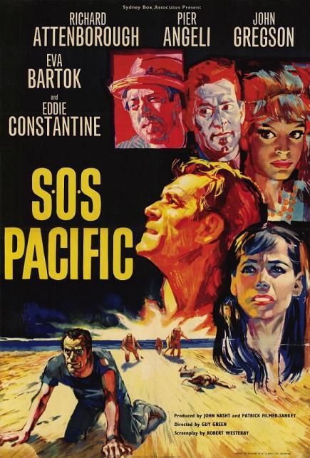 太平洋上60秒 (SOS Pacific)