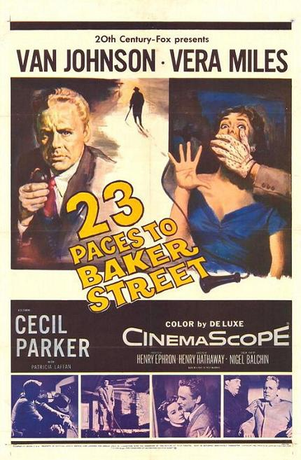 盲人破巨案 (23 Paces to Baker Street)