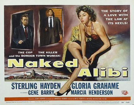 疑雲血影 (Naked Alibi)