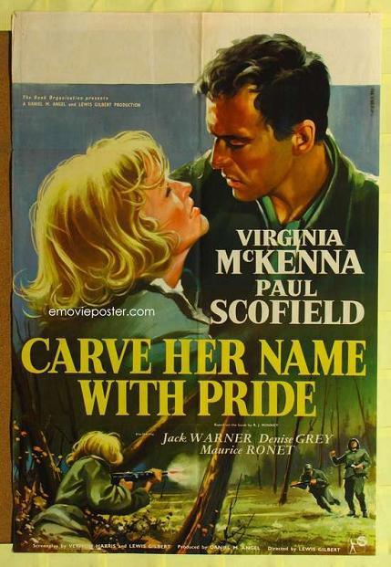 女英烈傳 (Carve Her Name with Pride)
