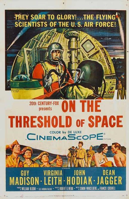 太空飛虎將 (On the Threshold of Space)