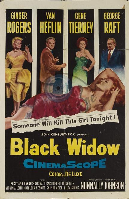 黑寡婦 (Black Widow)