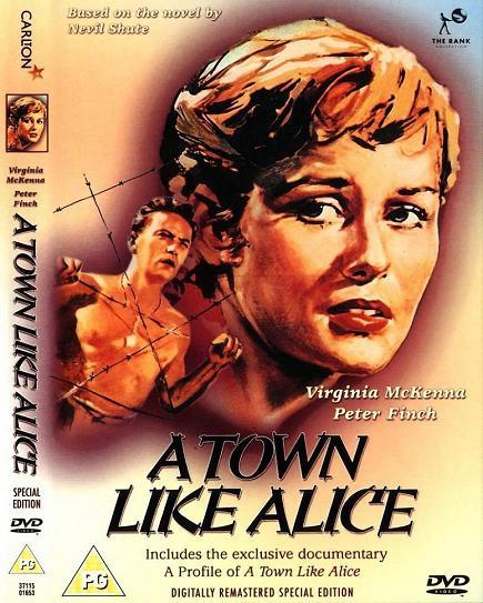 血戀 (A Town Like Alice)