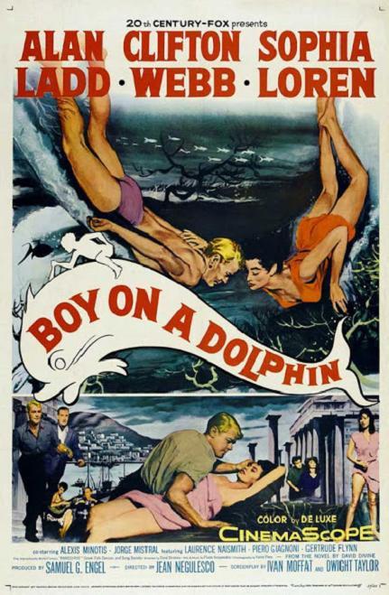 愛琴海奪寶記 (Boy on a Dolphin)