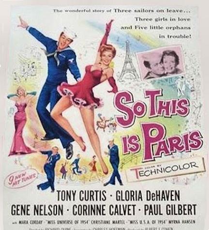 如此巴黎 (So This Is Paris)