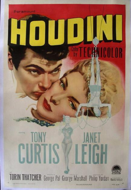 魔術大王 (Houdini)
