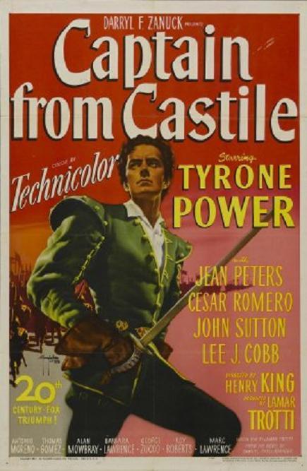 長勝將軍 (Captain from Castile)