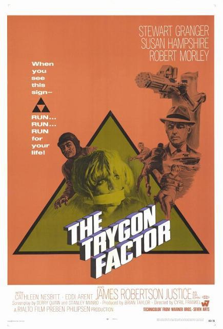 女魔星 (The Trygon Factor)