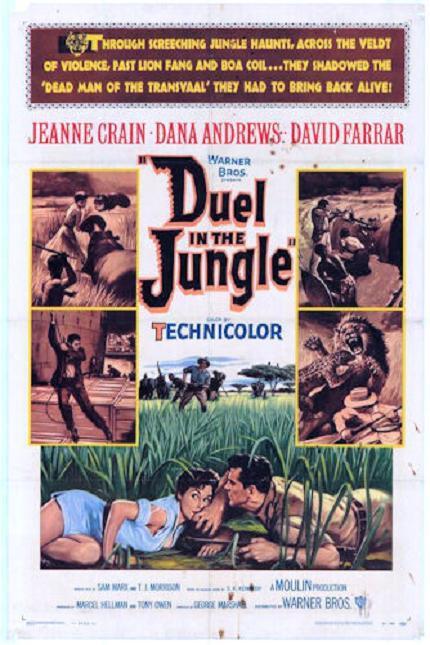 獸林浴血 (Duel in the Jungle)