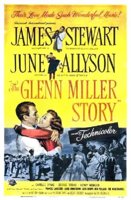 格林密勒傳 (The Glenn Miller Story)
