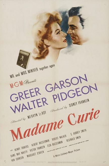 居禮夫人 (Madame Curie)