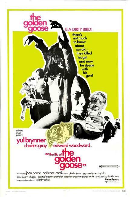 金鵝檔案 (The File of the Golden Goose)