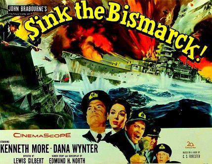 卑斯麥艦殲滅戰 (Sink the Bismarck!)