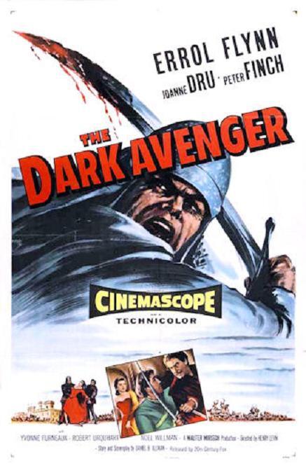 黑王子 (The Dark Avenger)