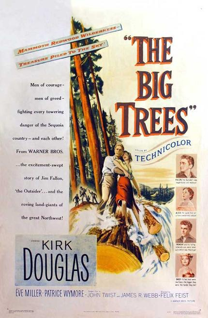 大樹嶺恩仇記 (The Big Trees)