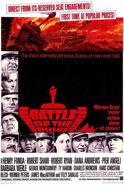 坦克大決戰 (Battle of the Bulge)