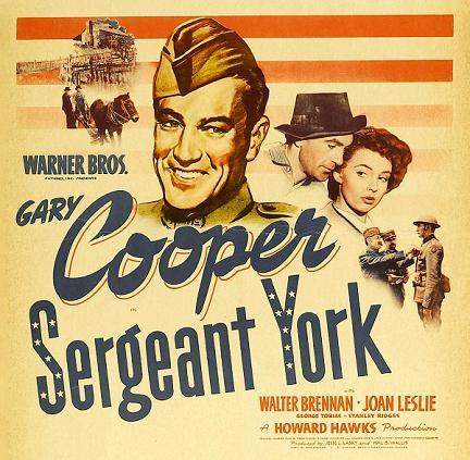 神鎗手 (Sergeant York)