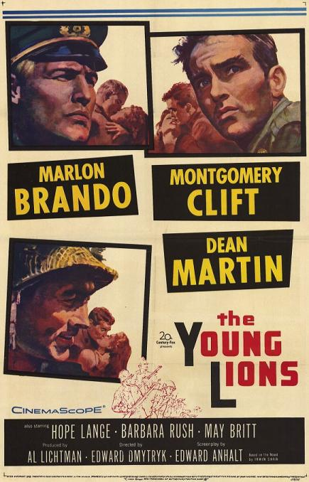 百戰狂獅 (The Young Lions)