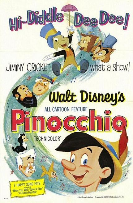 木偶奇遇記 (Pinocchio)