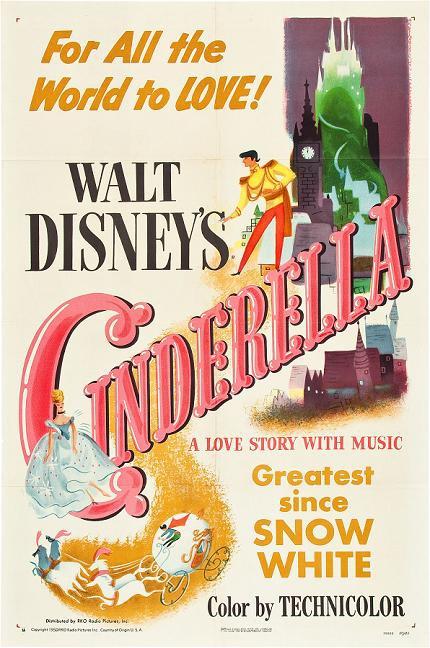仙履奇緣 (Cinderella)