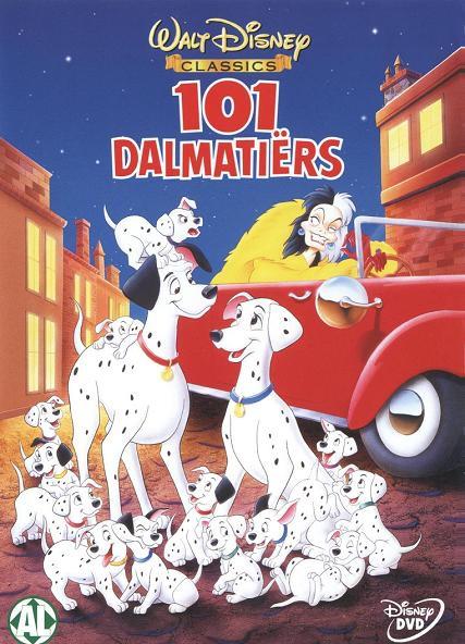 一0一忠狗 (One Hundred and One Dalmatians)