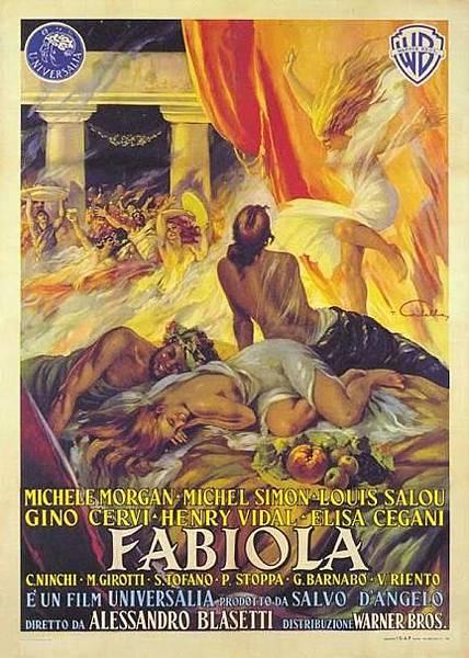 羅馬屠城記 (Fabiola)