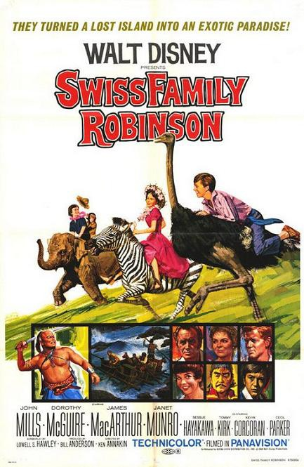 海角一樂園 (Swiss Family Robinson)