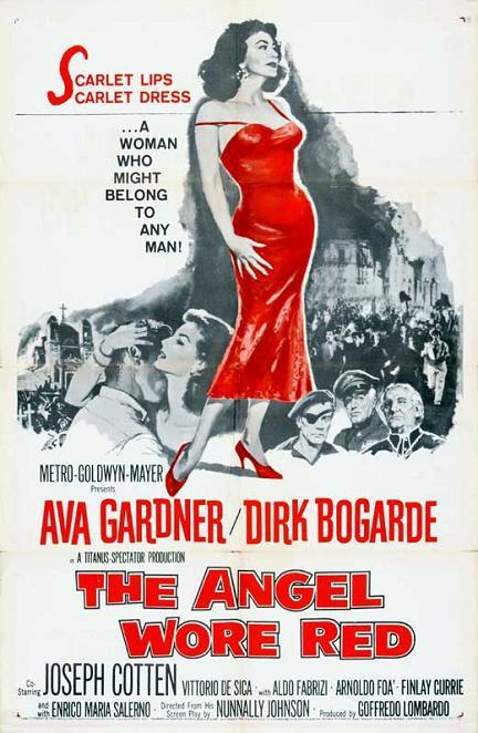 亂世娥眉 (The Angel Wore Red)