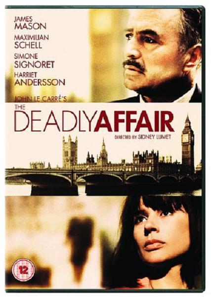 倫敦間諜事件 (The Deadly Affair)
