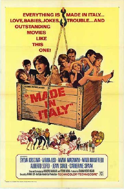 義大利秘聞 (Made in Italy)