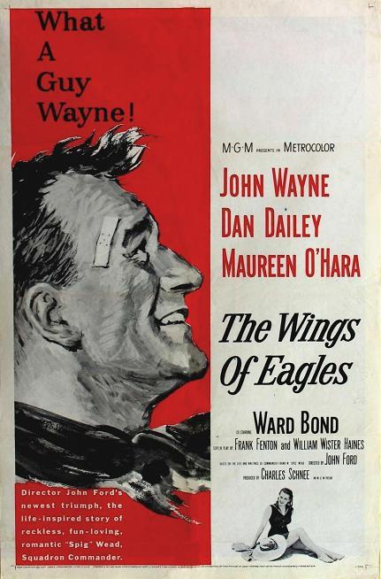 碧血濺長空 (The Wings of Eagles)