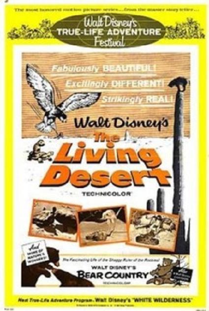 沙漠奇觀 (The Living Desert)