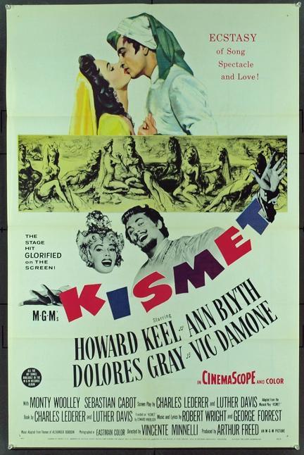新富貴榮華 (Kismet)