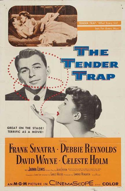 溫柔陷阱 (The Tender Trap)
