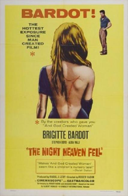 月下野貓 (The Night Heaven Fell)
