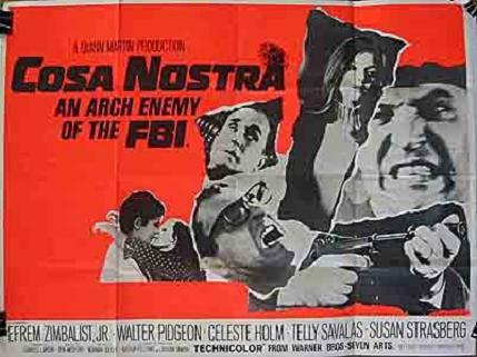 大破黑手黨 (Cosa Nostra, Arch Enemy of the FBI)