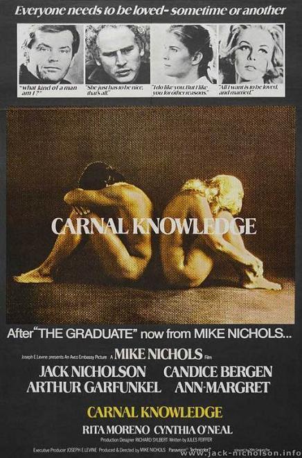 獵愛的人 (Carnal Knowledge)