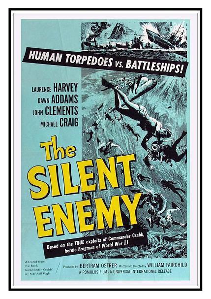 海底肉搏戰 (The Silent Enemy)